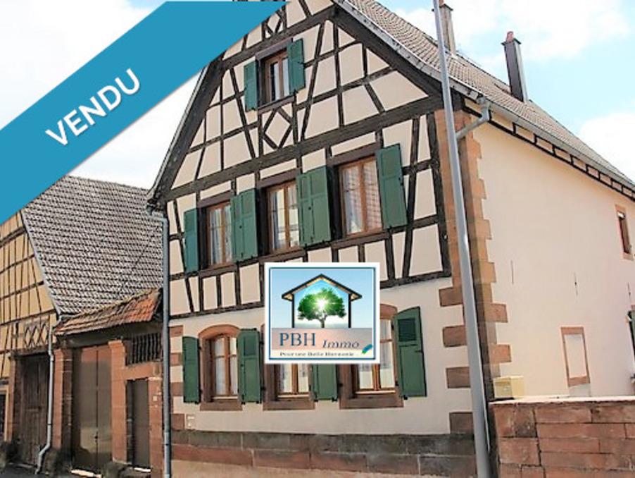 Vente Maison NIEDERSOULTZBACH  208 500 €