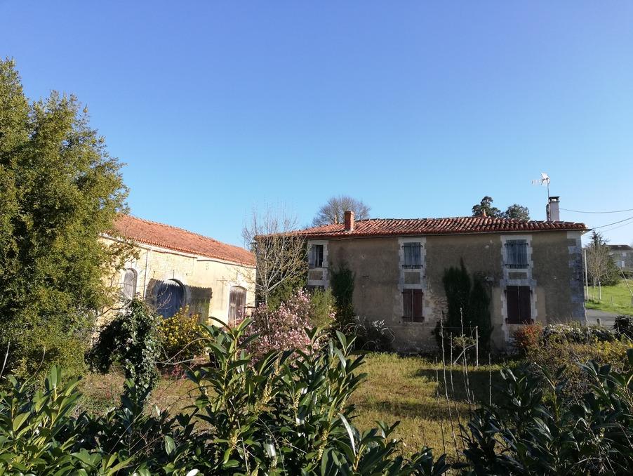 Vente Maison CHASSENEUIL SUR BONNIEURE 85 500 €