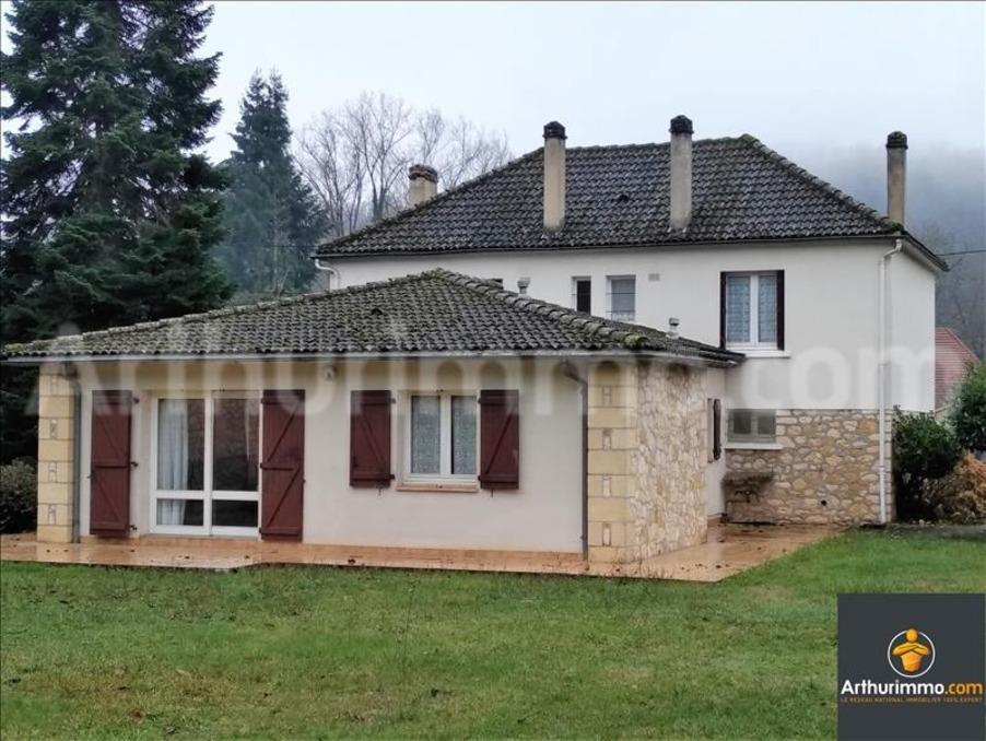 Vente Maison Luzech  144 450 €