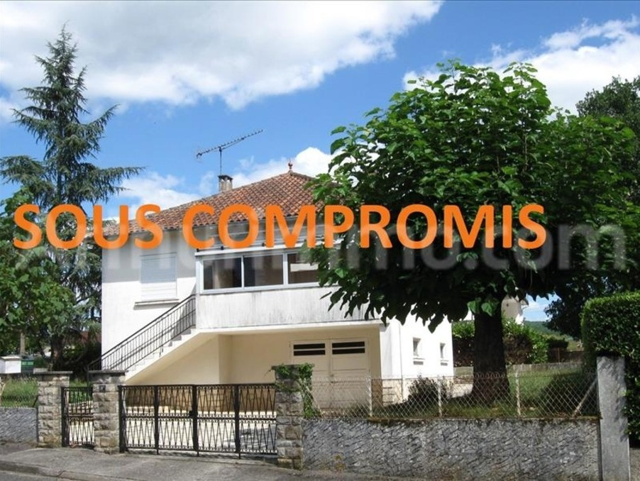 Vente Maison Prayssac  128 000 €