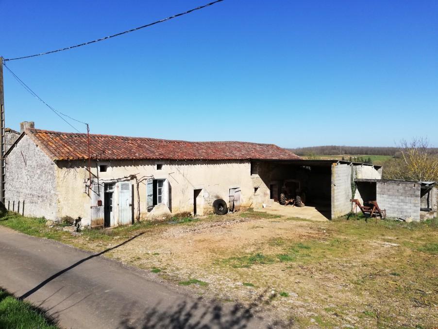 Vente Maison NANTEUIL EN VALLEE 36 500 €