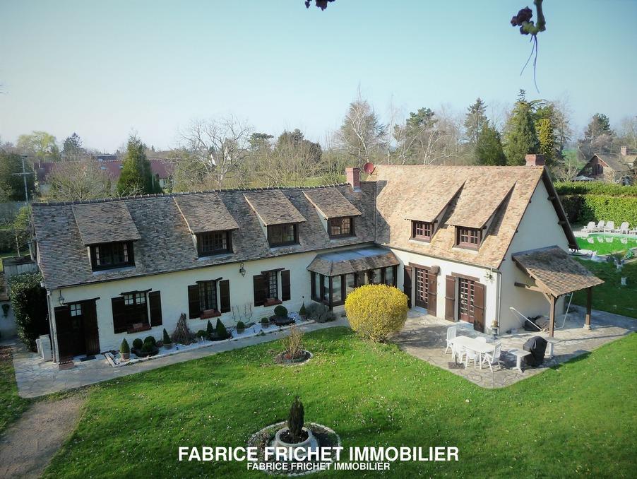 Vente Maison  avec jardin  FONTAINE SOUS JOUY  568 000 €