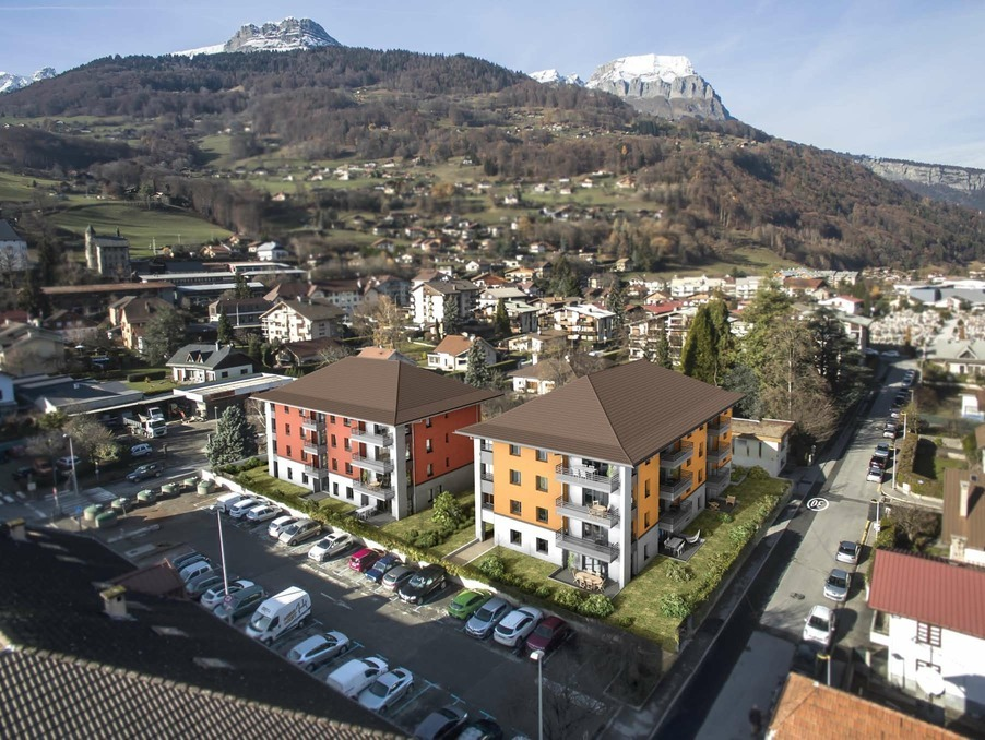 Vente Appartement SALLANCHES  275 000 €