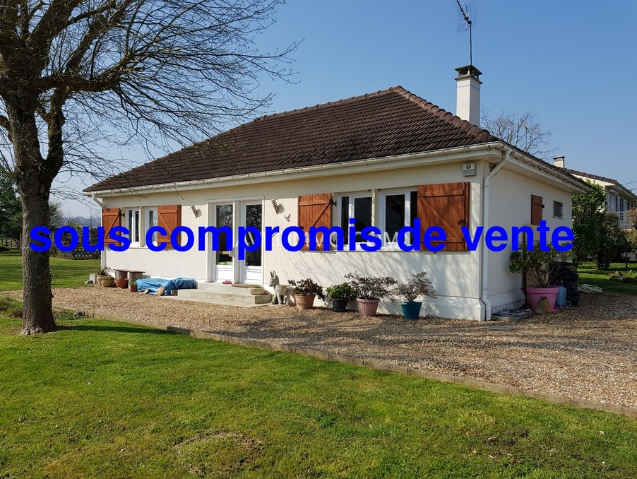 Vente Maison ORGERUS  300 000 €
