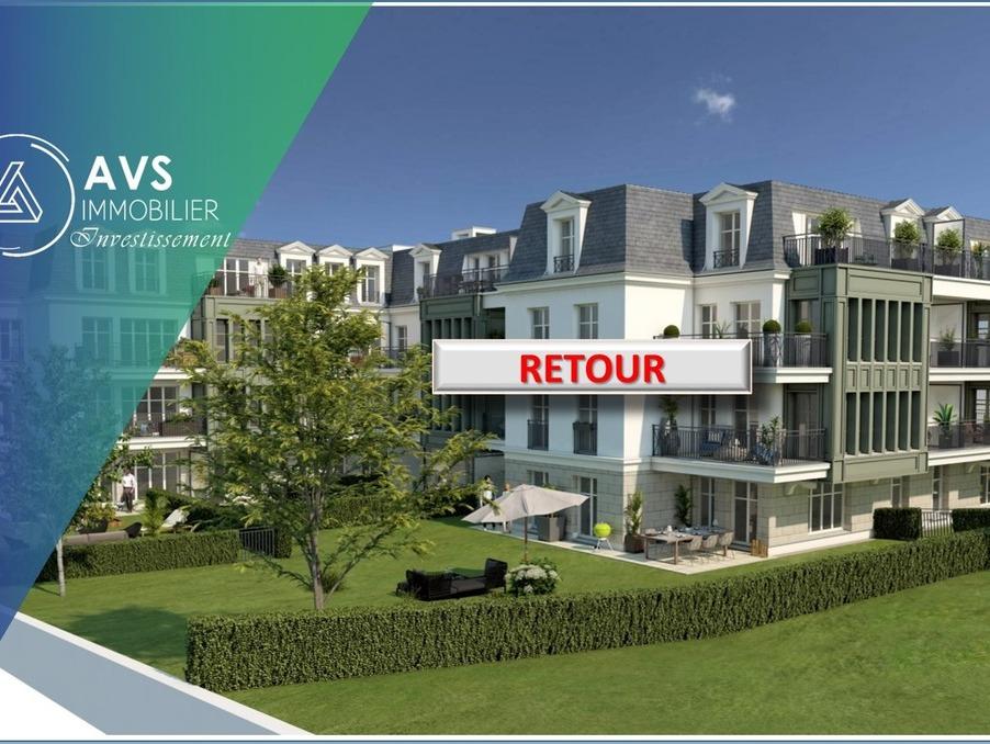 Vente Appartement VILLE D'AVRAY  526 000 €