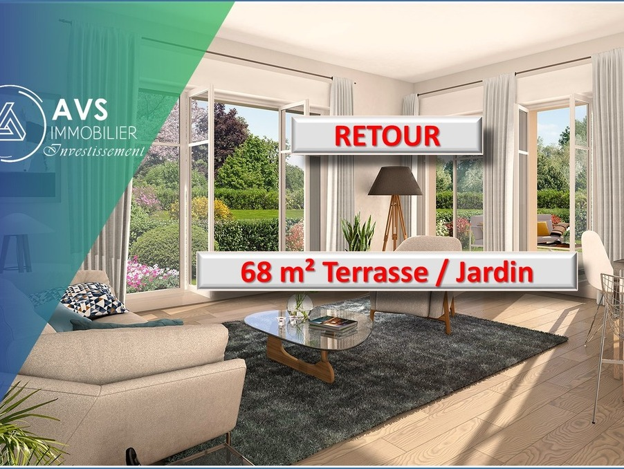 Vente Appartement VILLE D'AVRAY  659 000 €