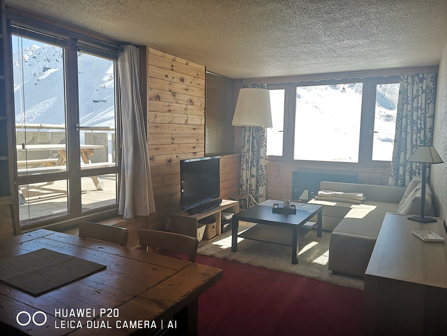 Location Appartement LA PLAGNE  690 €