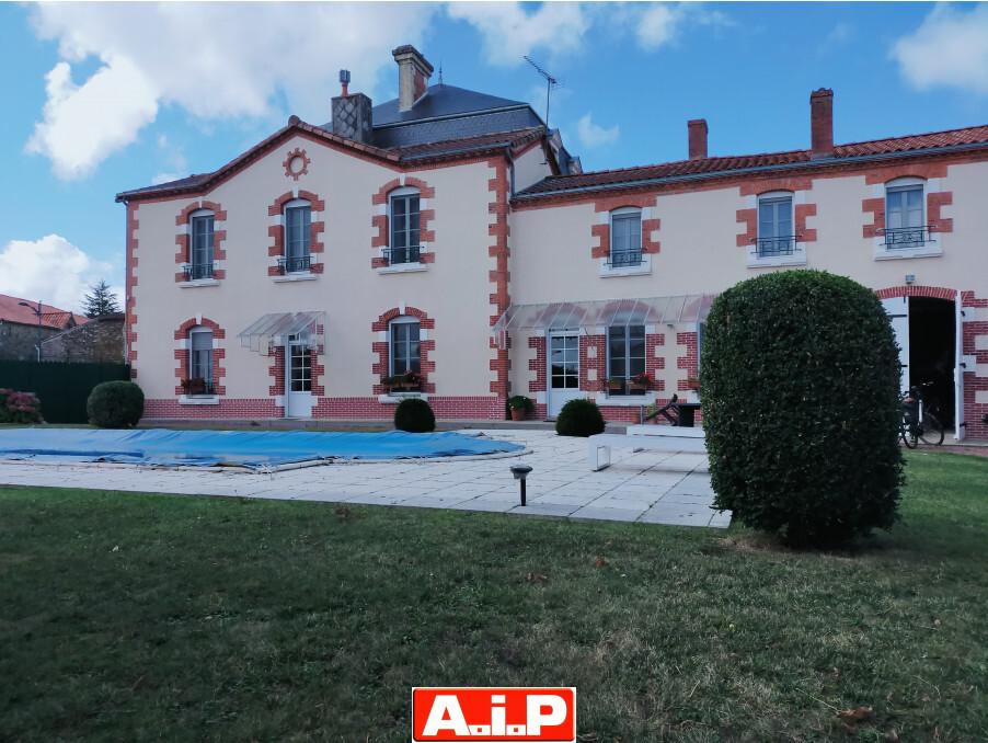 Vente Maison LA CHATAIGNERAIE  313 500 €