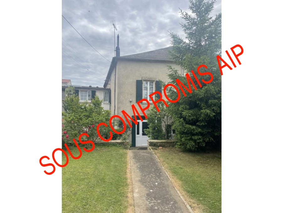 Vente Maison La chataigneraie 48 375 €