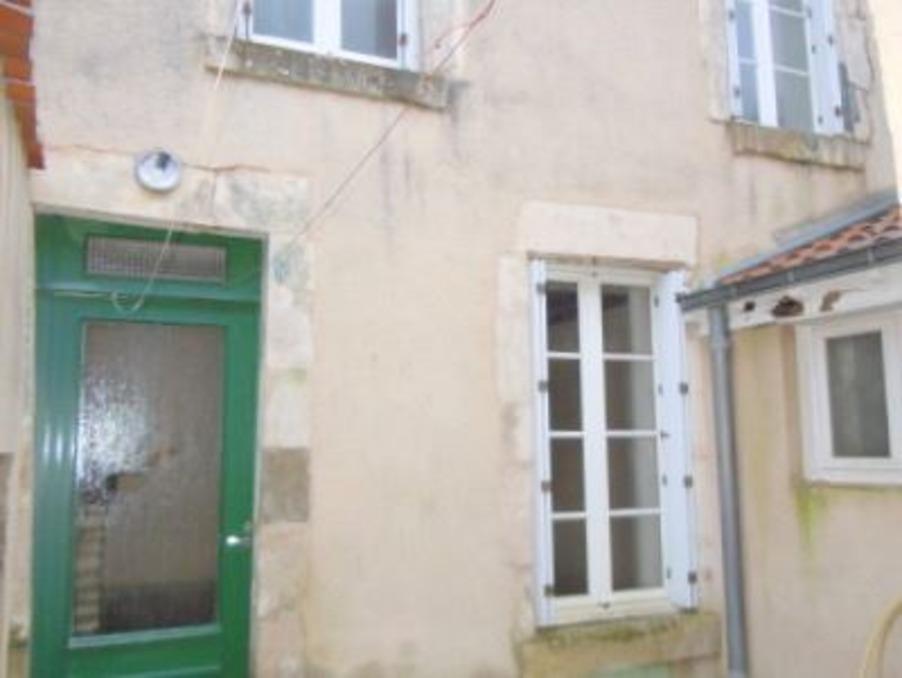 Vente Maison La chataigneraie 55 000 €