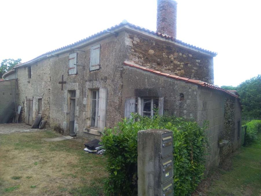 Vente Maison Thouarsais bouildroux 38 000 €