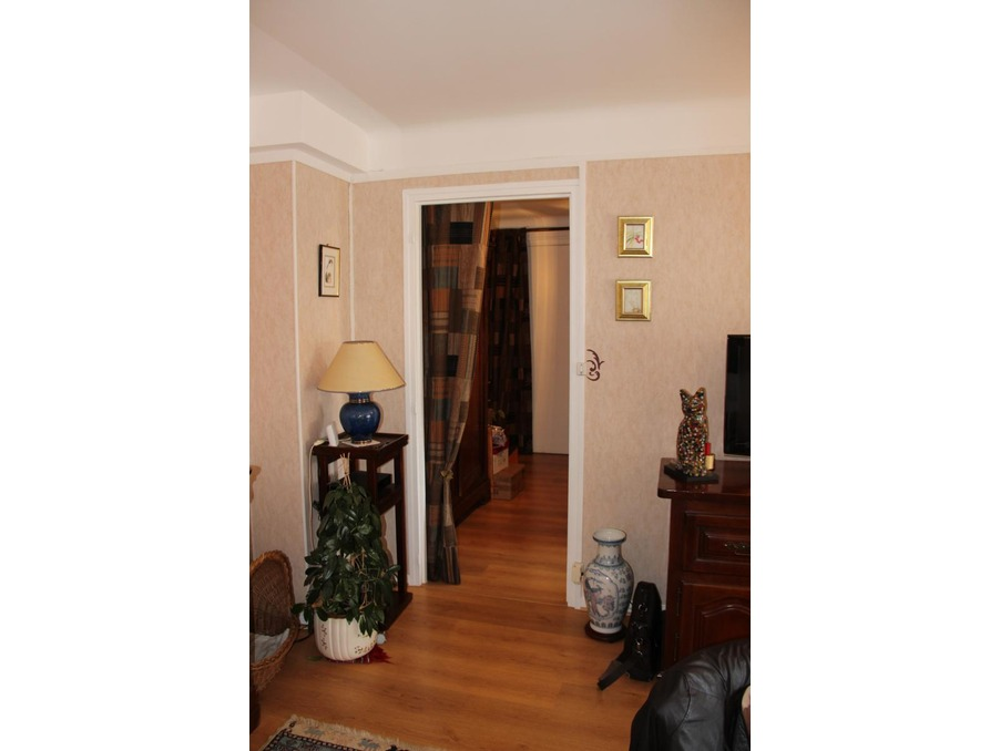 Vente Appartement  2 chambres  Chateauroux 75 000 €