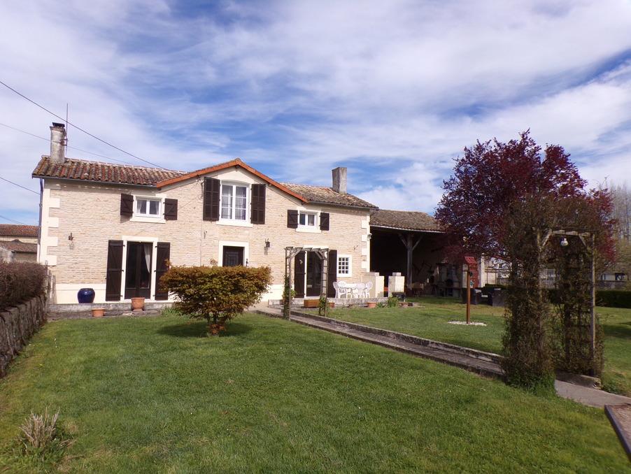 Vente Maison BRIOUX SUR BOUTONNE  169 600 €