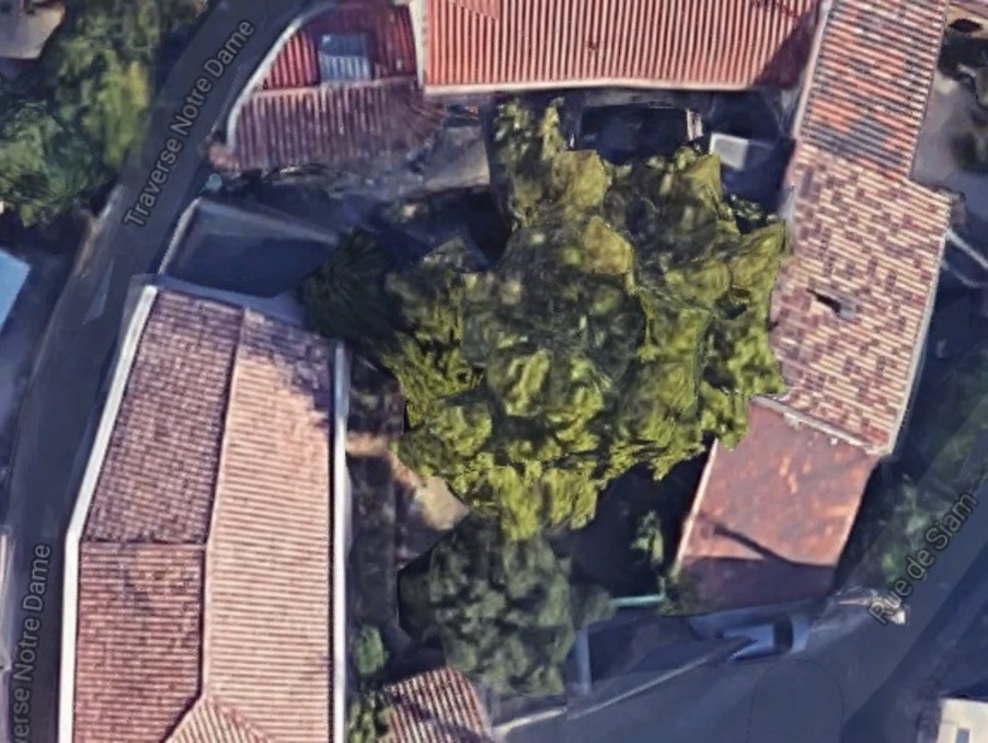 Vente Terrain MARSEILLE 11EME ARRONDISSEMENT  125 000 €