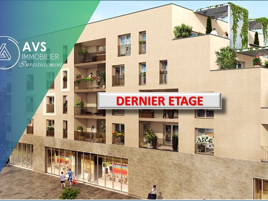 Vente Appartement CHATENAY MALABRY  552 000 €