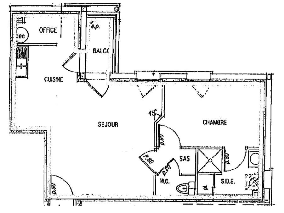 Location Appartement MAGNY LES HAMEAUX 3