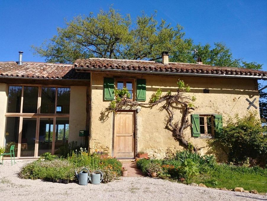 Vente Maison  séjour 37 m²  L'isle en dodon  230 000 €